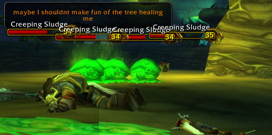 Maybe ...Except the druid wiped too, which makes me think that either 1.) he didn't plan his revenge well, or 2.) he didn't intend to have us die at all.